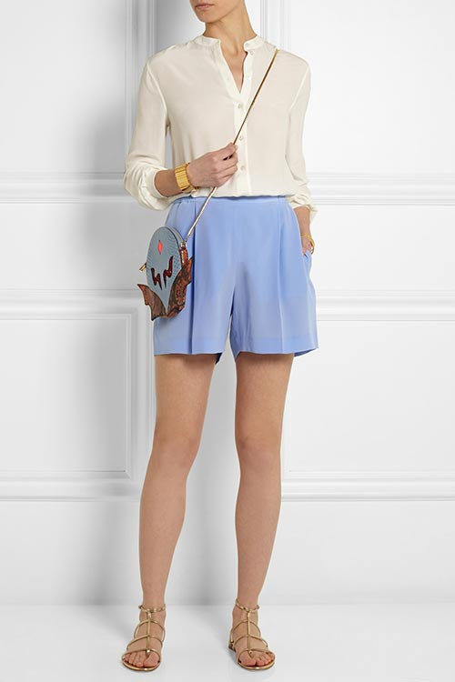 Dressy Office Shorts To Wear To Work: Stella McCartney