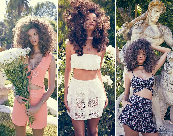 For Love & Lemons Summer 2015 Collection