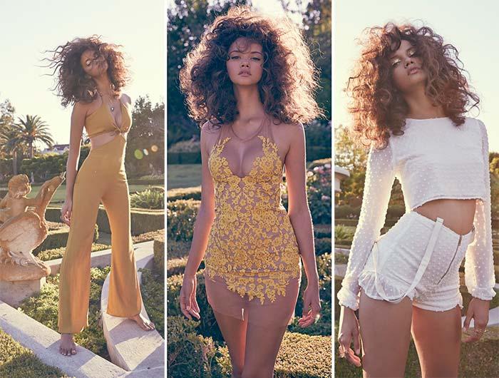 For Love & Lemons Summer 2015 Collection