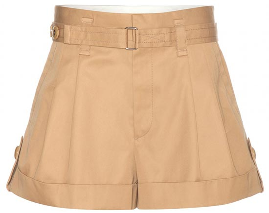 7 Military Pieces To Shop For Summer 2015: Marc Jacobs Shorts