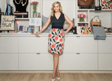 Reese Witherspoon Launches A Fashion Line