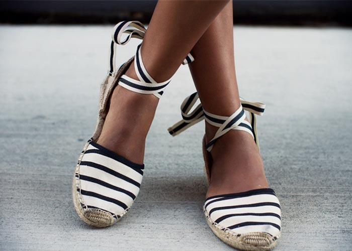 5 Stylish Alternatives to Comfy Flats: Espadrilles