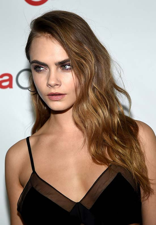 Summer 2015 Hairstyles: Cara Delevingne