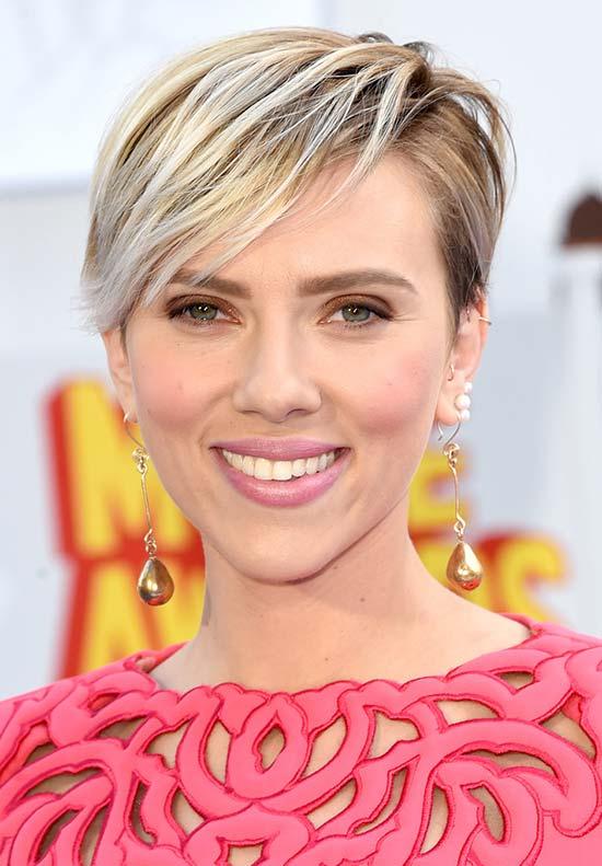 Summer 2015 Hairstyles: Scarlett Johansson