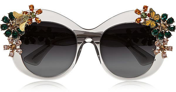 Coolest Summer 2015 Sunglasses: Dolce & Gabbana