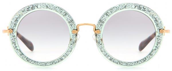 Coolest Summer 2015 Sunglasses: Miu Miu