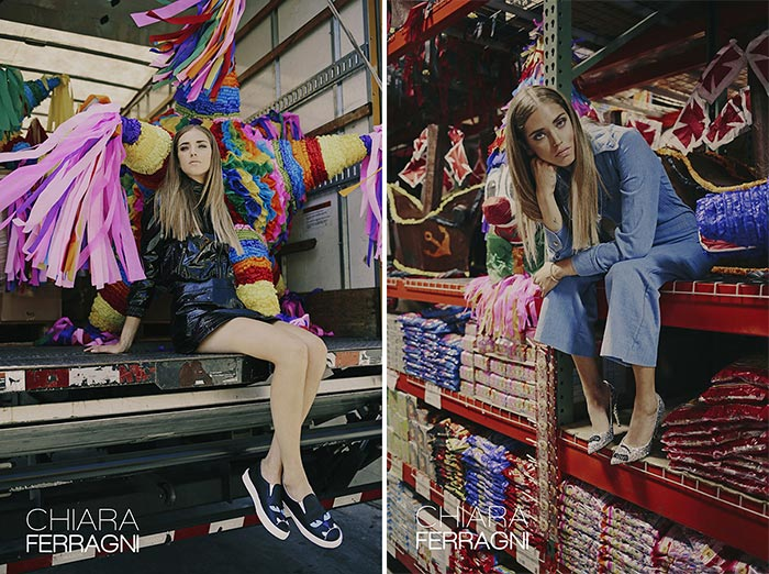 Chiara Ferragni Shoes Fall/Winter 2015-2016 Collection