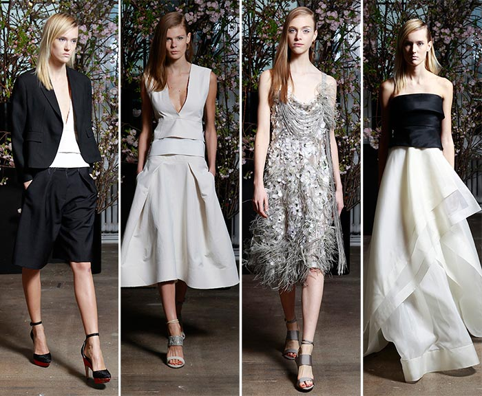 Donna Karan Resort 2016 Collection