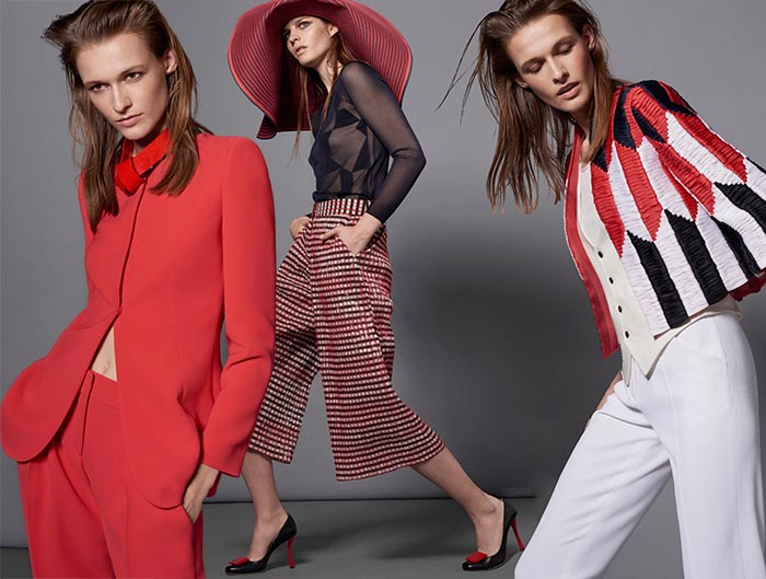 Giorgio Armani Resort 2016 Collection