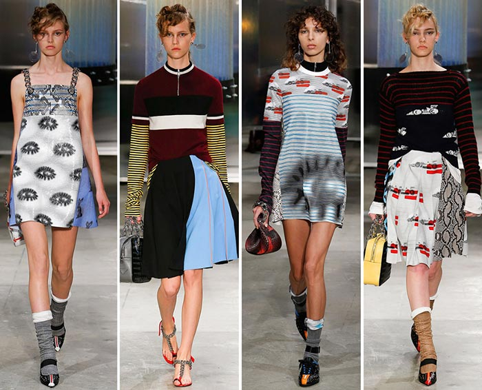 Prada Resort 2016 Collection