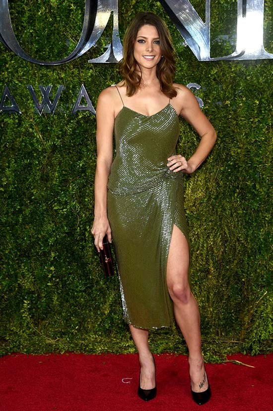 Tony Awards 2015 Red Carpet Fashion: Ashley Greene
