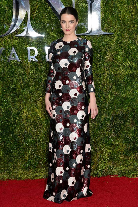 Tony Awards 2015 Red Carpet Fashion: Bee Shaffer