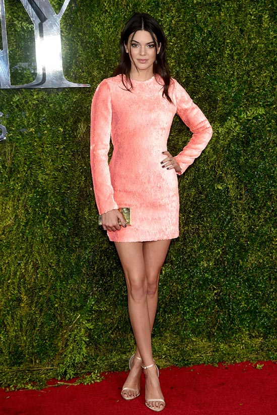 Tony Awards 2015 Red Carpet Fashion: Kendall Jenner