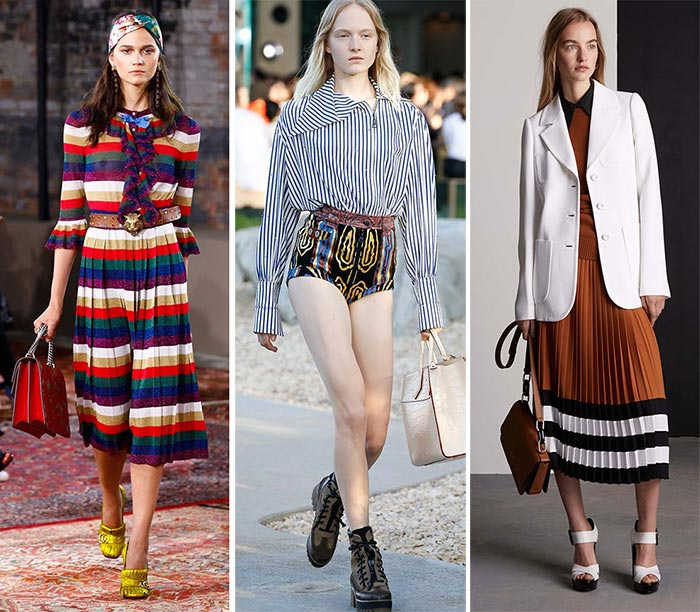Best Resort 2016 Fashion Trends: Stripes