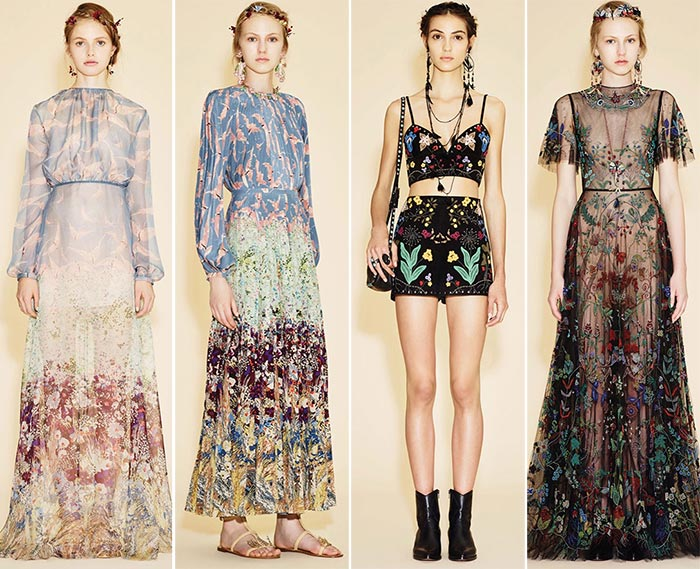Valentino Resort 2016 Collection