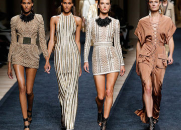 Balmain Resort 2016 Collection