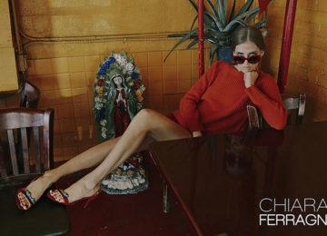 Chiara Ferragni Shoes Fall/Winter 2015-2016 Collection