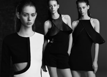 David Koma Resort 2016 Collection