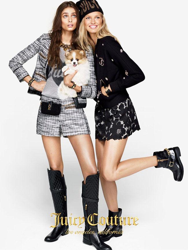 Juicy Couture's 'Äö√Ñ√∂'àö√ë'Äö√묢#'Äö√Ñ√∂'àö√ëéCoutureNouveau Fall 2015 Campaign