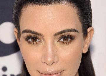 Kim Kardashian Beauty Tutorials: Learning How to Contour with Kim K