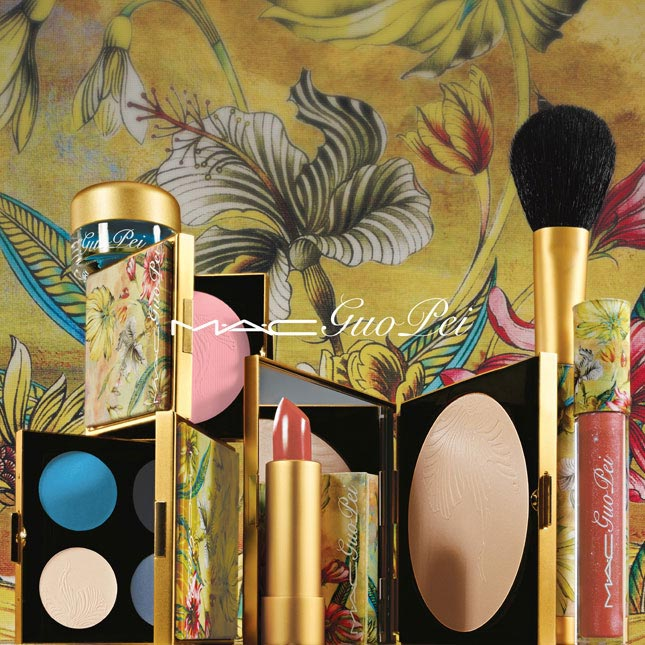 MAC Guo Pei Fall 2015 Makeup Collection