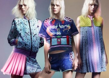 Adidas Originals x Mary Katrantzou Summer 2015 Collab