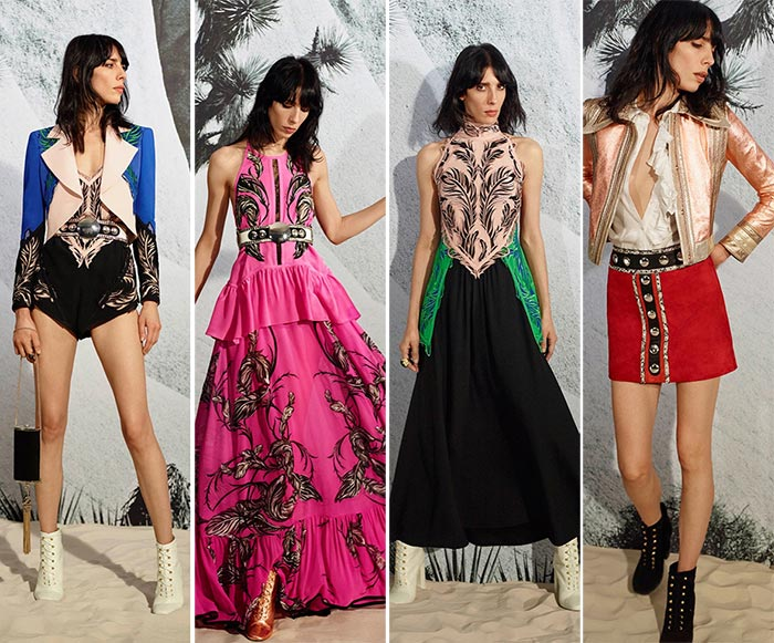 Roberto Cavalli Resort 2016 Collection