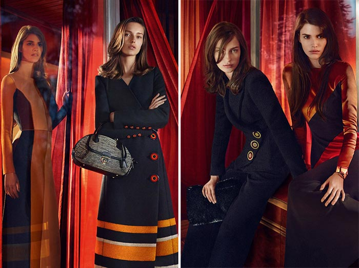 Salvatore Ferragamo Fall 2015 Campaign