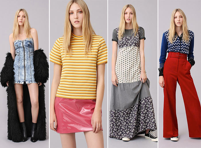 Topshop's Retro Inspired Capsule Collection