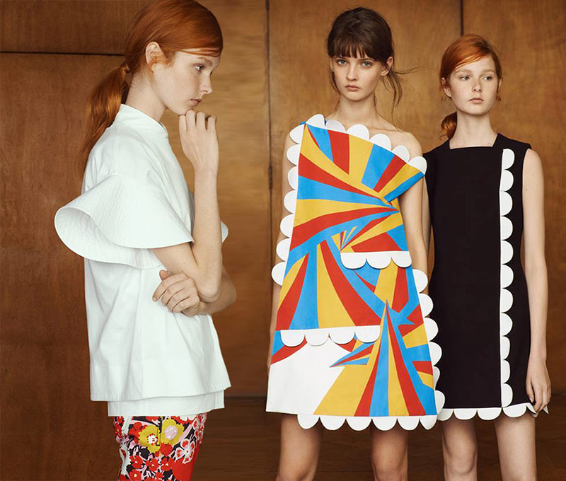 Victoria by Victoria Beckham Resort 2016 Collection