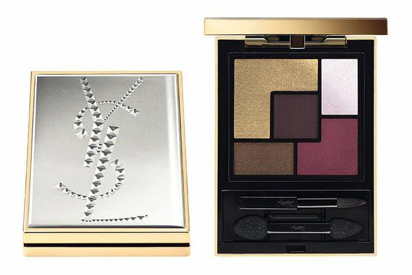 YSL Fall 2015 Rock, Edgy and Young Makeup Collection
