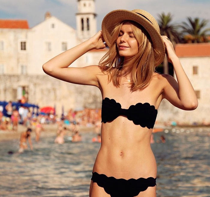 Marysia Swim 2015: The Coolest Bikinis Celebs and It Girls Wear