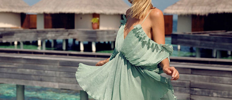 Off-The-Shoulder Tops and Dresses: Hottest Trend of Summer It Girls Like