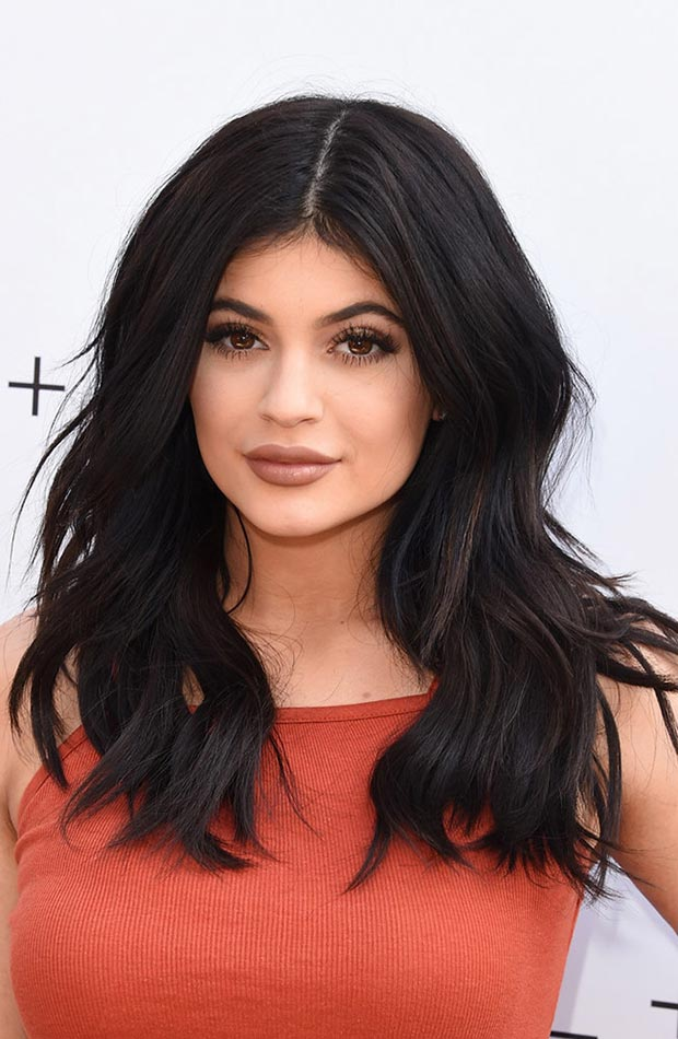 wedding guest hairstyles for summer, Kylie Jenner
