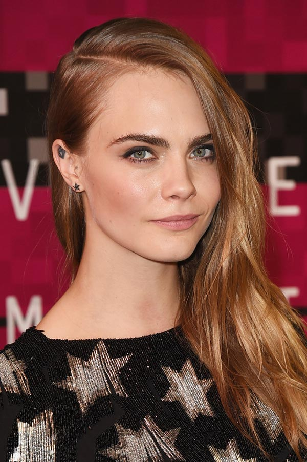 MTV VMAs 2015 Beauty Inspiration: Cara Delevingne