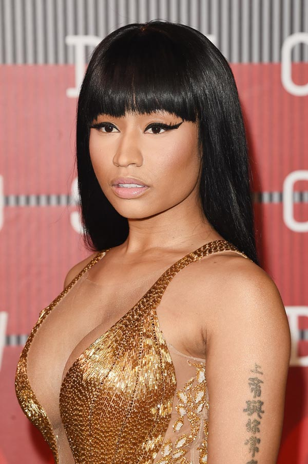 MTV VMAs 2015 Beauty Inspiration: Nicki Minaj