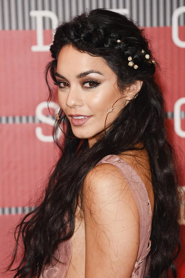 MTV VMAs 2015 Beauty Inspiration: Vanessa Hudgens