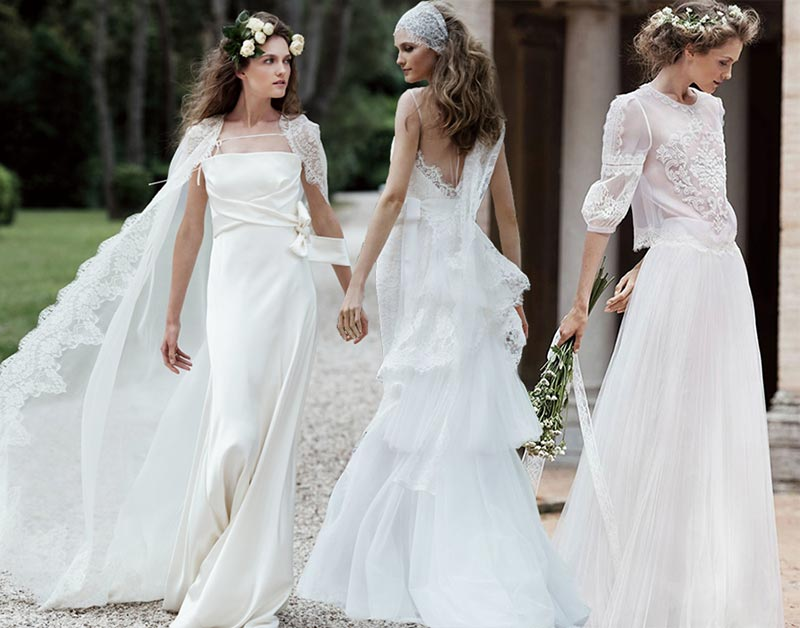 Alberta Ferretti Forever Bridal Spring 2016 Collection