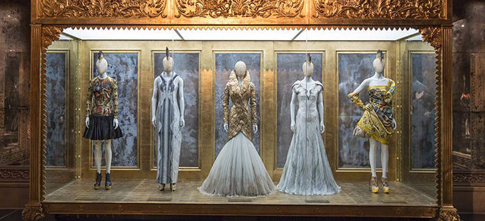 Alexander McQueen's 'Savage Beauty' Exhibition in Numbers
