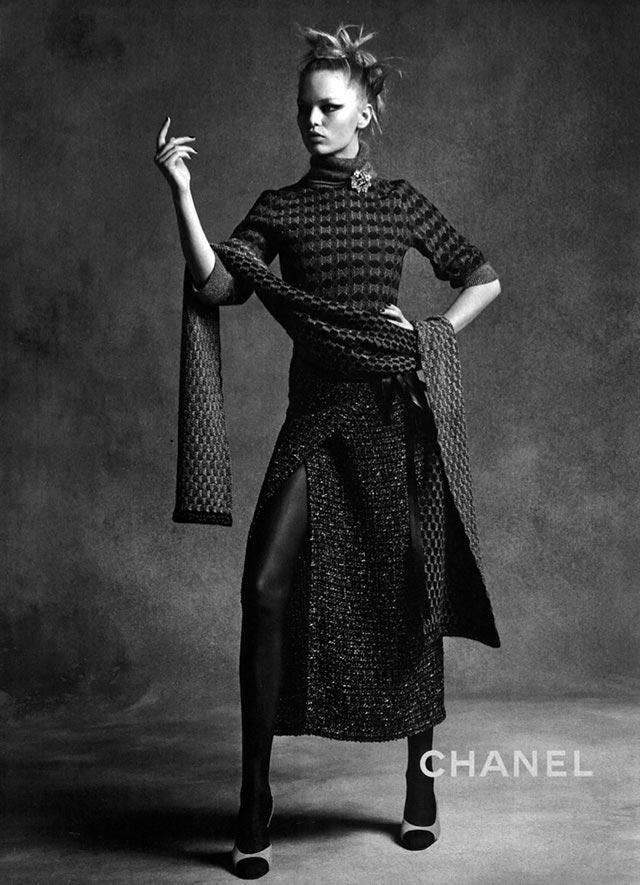 Chanel Fall 2015 Campaign