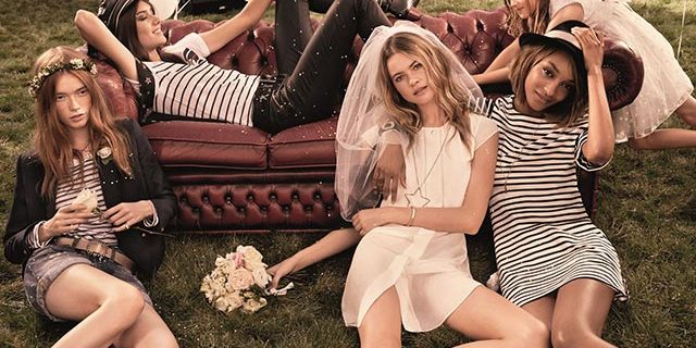 Behati Prinsloo Designs A Capsule Collection for Juicy Couture