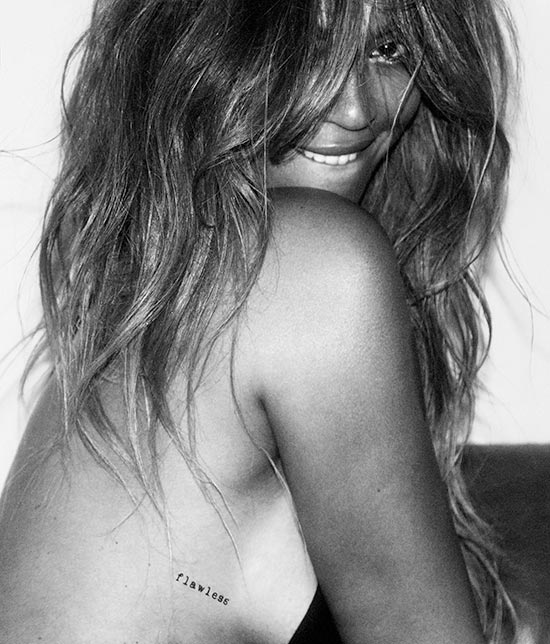 Beyonce Launches Flash Tattoos