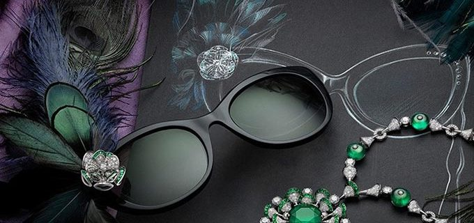 Bvlgari Launches Luxurious Mask-Like Sunglasses Inspired By Italy