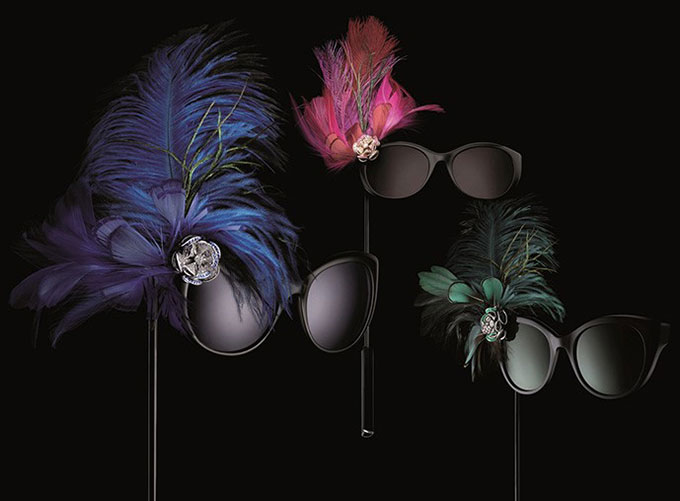 Bvlgari Jewelry Sunglasses 2015: Pazzi Per Venezia