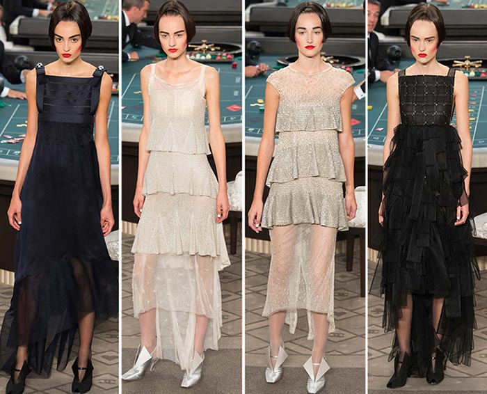 Chanel Couture Fall/Winter 2015-2016 Collection