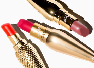 Christian Louboutin Lipsticks Are Going to Be Your Next Beauty Obsession