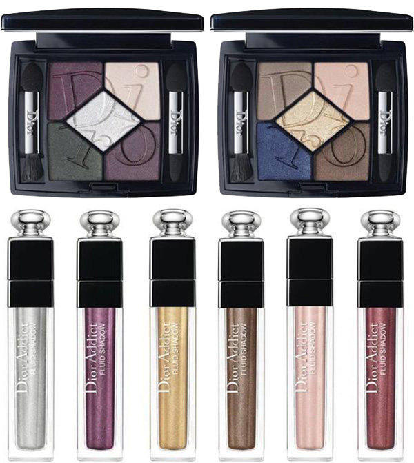 Dior Cosmopolite Fall 2015 Makeup Collection