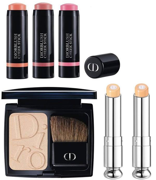 Dior Cosmopolite Fall 2015 Makeup Collection