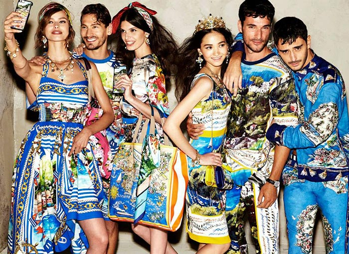 Dolce & Gabbana Portofino 2015 Limited Edition Collection