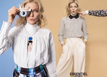 Essentiel Fall/Winter 2015-2016 Campaign